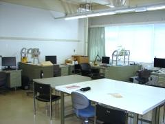 2008年の研究室の様子