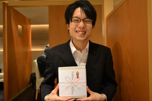 情報処理学会 第74回全国大会において佐藤裕也君 学生奨励賞を受賞