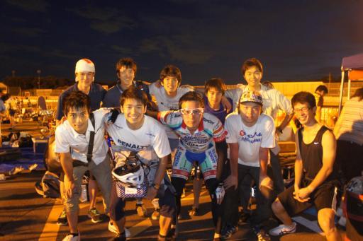 筑波8時間耐久レース