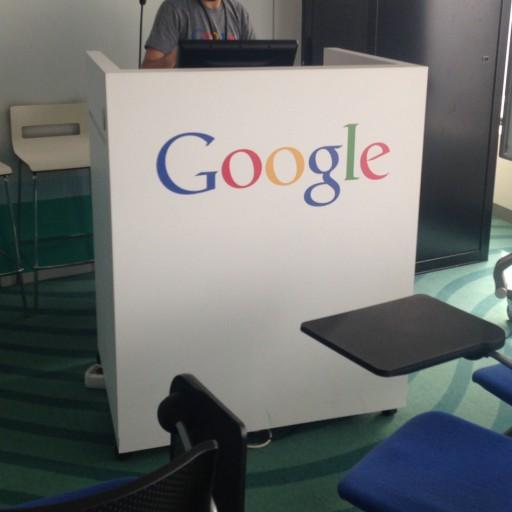 株式会社 Google 見学会を実施しました