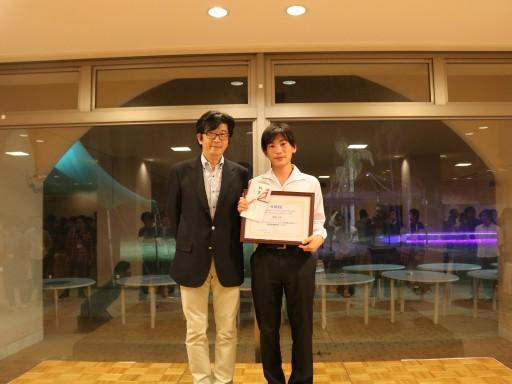 合同エージェントワークショップ and シンポジウム2014(JAWS2014)にて播磨君受賞!
