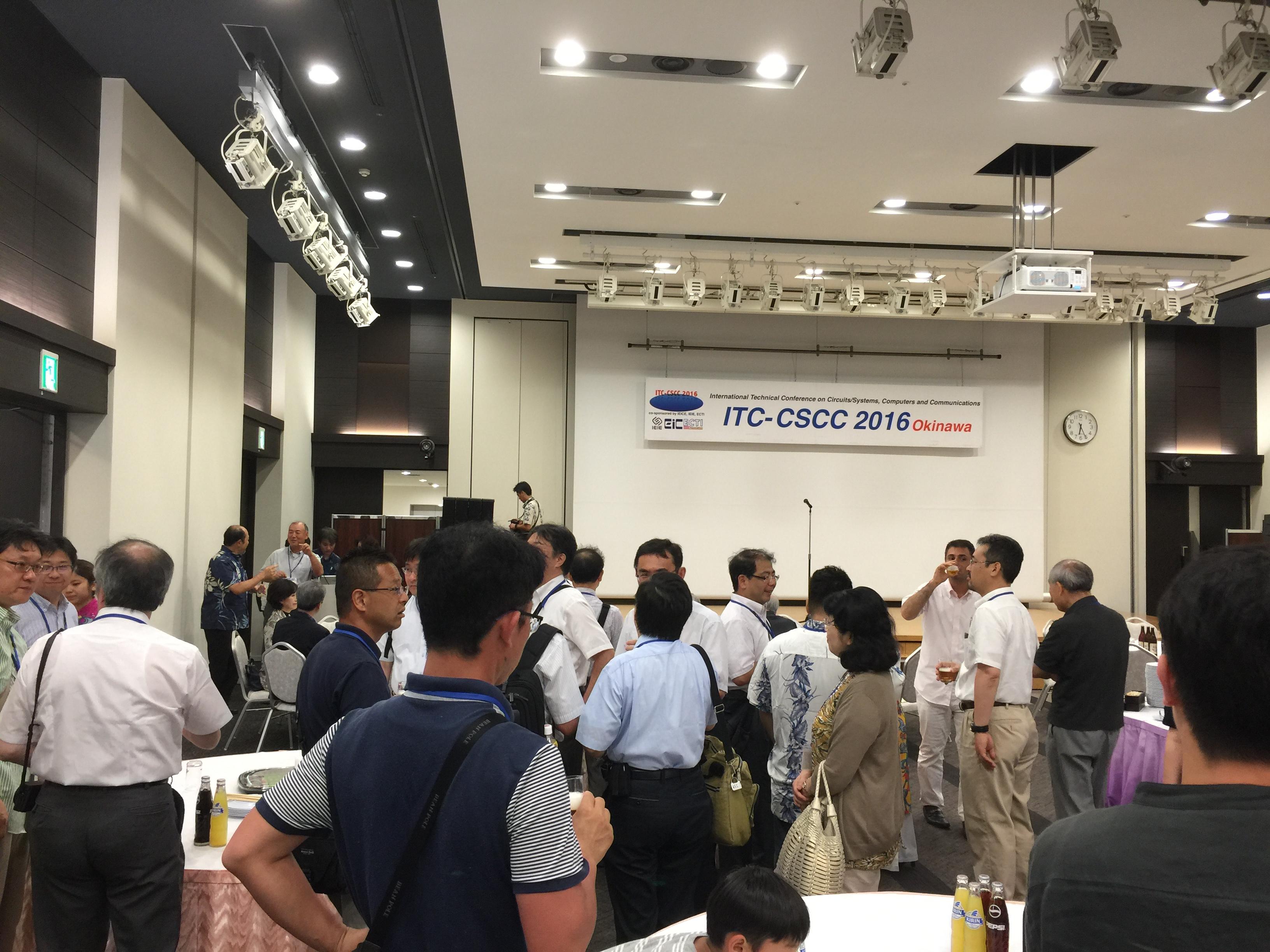 国際会議 ITC-CSCC 2016@Okinawa